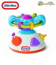 Little Tikes Playful Basics Sit and Turn Play, Multi Color @ Rs.629/-