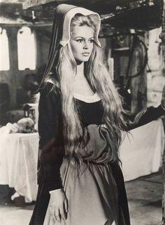 Onbekend - Brigitte Bardot