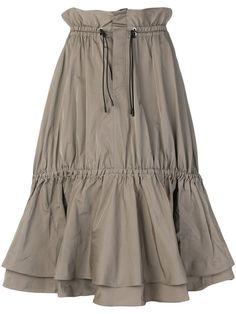 Pola Rok, Jonathan Simkhai, Midi Skirt, Waist Skirt, Drawstring Waist, A Line Skirts, Diy Clothes, Summer Dresses, Spring Skirts