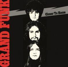 Grand Funk Railroad – Closer To Home 1970 ( LP, Album, Vinyl Record ) Rock, Classic Rock, Pop Rock Music Grand Funk Railroad, Rock Album Covers, Classic Album Covers, Used Vinyl Records, Lp Vinyl, Vinyl Music, Records Diy, Power Metal, Lp Cover