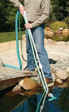 Floyd 39 s pond vacuum diy outside pinterest vacuums for Koi pond vacuum