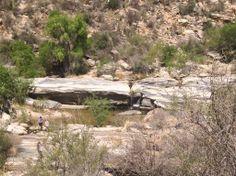 Sabino Canyon Hiking Trail - Tucson Arizona Hike