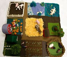 knitted farm                                                                                                                                                     More