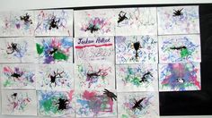 Jackson Pollock, non symbolism