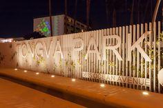 Tongva Park / Palisades Garden Walk and Genser Square, Santa Monica, CA. Architect: James Corner Field Operations