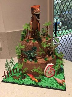 Price For Dinosaur Cake