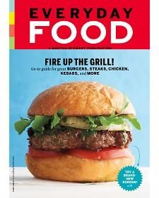 Celebrate the season EDF-style! Download your free July copy of Everyday Food here.