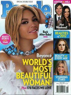 Beyoncé   People 2012