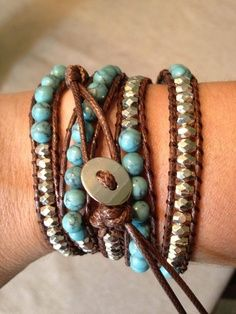 You are a girl ? Or you still looks young and beauty? Then ,wearing a Chan Luu wrap bracelet would be a strong evidence
