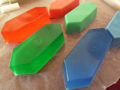 how to make jello soap