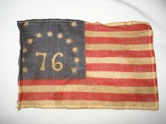 Vintage 1976 Bicentennial 76 USA 13 Star by PastPossessionsOnly, $9.95