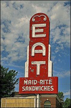 Main Street, Lexington, Missouri.