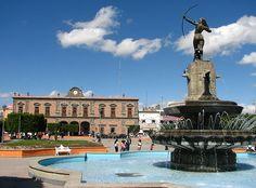 Ixmiquilpan: La auténtica Diana cazadora (Ixmiquilpan, Hidalgo) - Lú :: TrotaMexico 2.5 @ Español