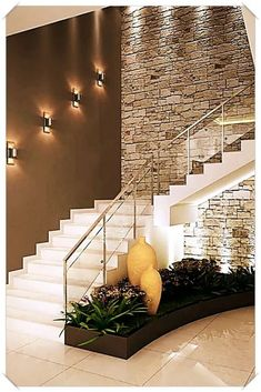 design ideas simple Read This Article For The Best Interior Design Advice Cool staircase ideas. stairs with beadboard risers…like this idea for my basement stairs!… stairs with beadboard risers Home Stairs Design, Interior Stairs, Design Your Home, Modern House Design, Diy Design, Interior Design Advice, Interior Decorating, Simple Interior, House Stairs