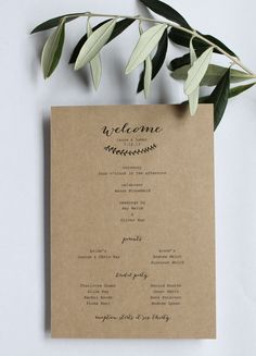 Just-My-Type-Kraft-paper-Order-of-service