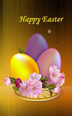 ❤ Happy Easter Wallpaper by - 21 - Free on ZEDGE™ easter images Happy Easter Wishes, Happy Easter Greetings, Easter Art, Easter Crafts, Happy Easter Pictures Inspiration, Easter Verses, Happy Easter Wallpaper, Easter Backgrounds, Happy Birthday Celebration