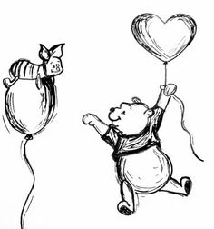 With Tee's initials in the heart balloon