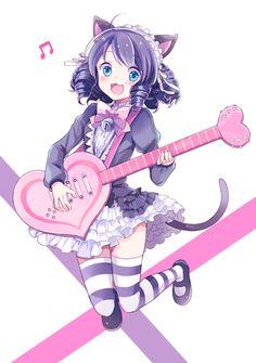 Cyan - Show By Rock!!