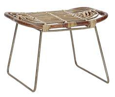 Bench sittbänk - Small från Hübsch hos ConfidentLiving.se