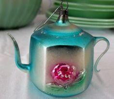 Vintage Christmas Ornament So pretty!
