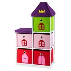 Estante infantil 5 gavetas -Sodimac.com