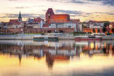 W piernikowym grodzie, czyli jak spędzić weekend w Toruniu - atrakcje, zabytki, historia, gdzie spać i jeść