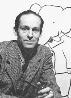 El coautor de Babar Jean de Brunhoff.
