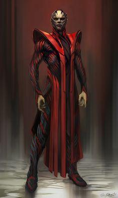 Dr. Strange Dormammu Concepts by Jerad Marantz | Fantasy | 2D | CGSociety