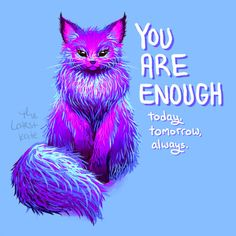 Words of encouragement and cute animals, by The Latest Kate. Inspirational Animal Quotes, Cute Animal Quotes, Cute Animals, Cute Animal Drawings, Cute Drawings, Colorful Drawings, Life Quotes Love, Me Quotes, Qoutes