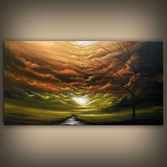 art abstract painting original painting acrylic by mattsart