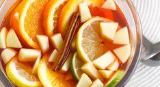 Découvrez notre recette facile et rapide de Sangria sans alcool sur Cuisine Actuelle ! Heart Healthy Recipes, Healthy Breakfast Recipes, Healthy Snacks, Superfood, Recipe For Teens, Jus D'orange, Sangria Recipes, Alcohol Recipes, Original Recipe