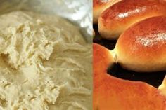 Recepty - Strana 2 z 100 - Vychytávkov Hungarian Recipes, Hot Dog Buns, Hamburger, Bread, Cheese, Food, Mai, Drink, Basket