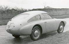 Panhard Dyna -based racer by Guichard