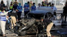 More than 50 others were injured in the explosion near a vegetable market in the south of the city.