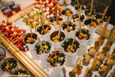 Buffet vom feinsten Fingerfood - Catering Hannah & Elia