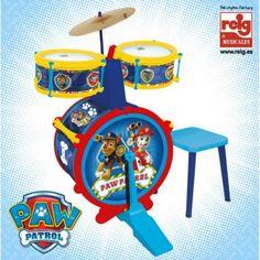 Juguete PATRULLA CANINA BATERIA CON BANQUETA Precio 32,46€ en IguMagazine #juguetesbaratos
