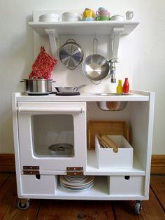 DIY-Spielküche