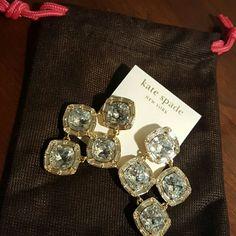 Kate Spade earrings Beautiful statement piece. NWT kate spade Jewelry Earrings