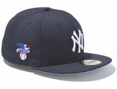 New York Yankees 2000 World Series Patch reprint 59FIfty Fitted Cap by NEW  ERA x MLB 350ddb1126c