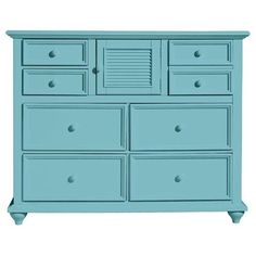 Beautiful dresser. Could be changing table, too.