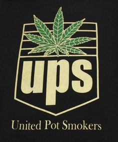 United Pot Smokers T-Shirt http://thestateofweed.com/united-pot-smokers-t-shirt/