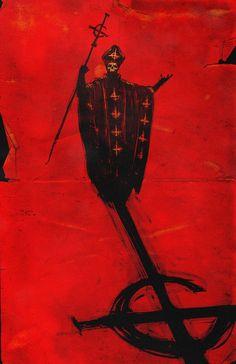 Band Ghost, Ghost Bc, Arte Horror, Horror Art, Ghost Papa Emeritus, Music Rock, Ghost And Ghouls, Satanic Art, Psy Art