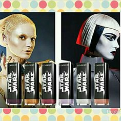 Limited Edition: STAR WARS LIPSTICK-Force Awakens In December 2015, to celebrate the release of Star Wars The Force Awakens CoverGirl launched a Limited Edition Star Wars product line that included a set of 6 full size lipsticks. All gorgeous, there was a Light Side (like movie) which featured these colors: 10 Silver, 20, Lilac, 70 Nude.  The Dark Side had: 30 Red, 40 Gold, 50 Purple. They are no longer in production and its not easy finding all 6. But, you can have them here as a set. Cover…