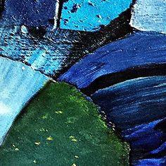 """Renate Horn, """"An der Kreuzung des Lebens"""" (1) Mit einem Klick auf 'Als Kunstkarte versenden' versenden Sie kostenlos dieses Werk Ihren Freunden und Bekannten."""