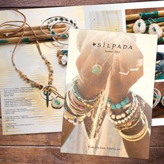New jewelry is here! Shop now at mysilpada.com!