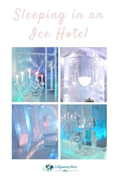 The experience of sleeping in an ice hotel - we travelled through Sweden and stayed a night at the world's first Ice Hotel open all year round. Time Magazine listed it as one of the top 100 destinations to visit. Was it bucket list-worthy? Have a read of our article and find out ...#icehotel #365Icehotel Ice Hotel Sweden, Best Car Rental, Bucket List Destinations, Hotel Guest, Time Magazine, Beautiful Dream, Winter Holidays, First Night, Vacation Ideas