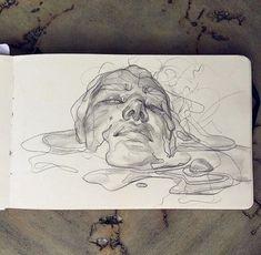 art sketchbook ~ art sketchbook - art sketchbook ideas - art sketchbook inspiration - art sketchbook aesthetic - art sketchbook a level - art sketchbook easy - art sketchbook drawing - art sketchbook assignments Sketchbook Inspiration, Art Sketchbook, Fashion Sketchbook, Art Hoe, Art Drawings Sketches, Artwork Drawings, Drawing Faces, Demon Drawings, Animal Drawings