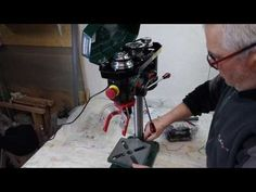 Unboxing e test trapano Parkside PTBM 500 C3 (Unpacking and test Drill P...