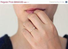 IN vendita doppio anello pietra  anello di nozze di di artemer