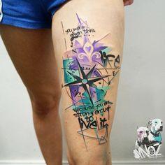 46 Brilliant Watercolor Tattoos | My Next Tattoo | My next ...